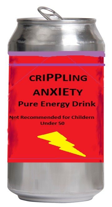 Anxiety Energy Drink
