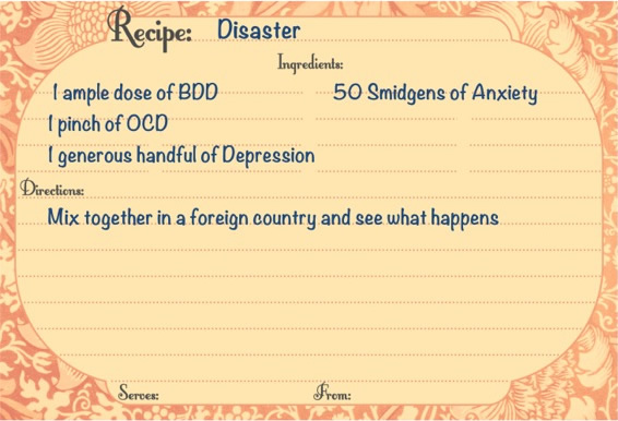 Disaster Recipe